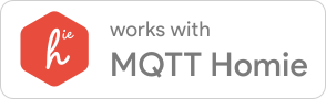 works with MQTT Homie
